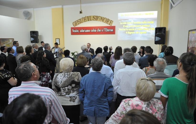 Riunione Regionale per pastori e responsabili Distretto Sud – Sabato 23 aprile 2016 a Cerignola (FG)