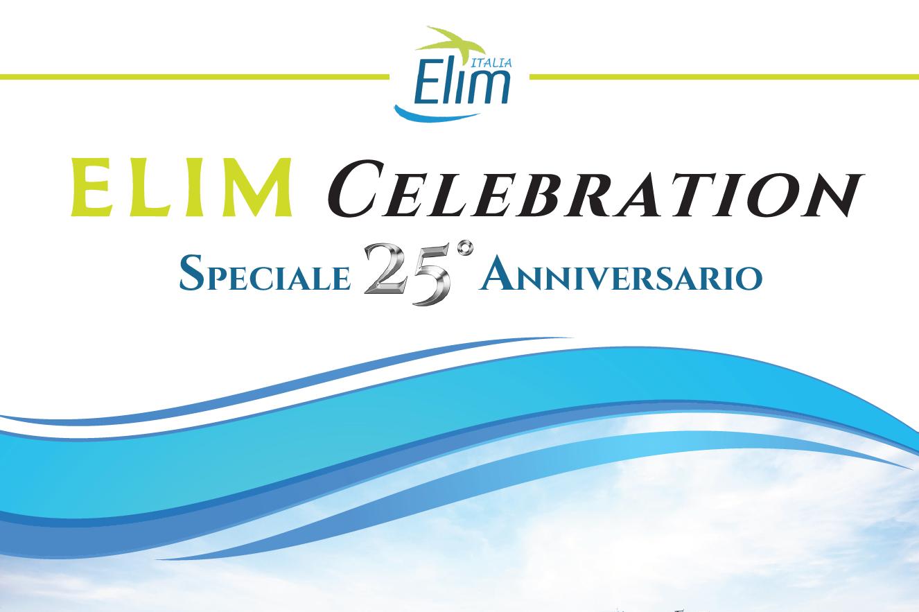 Elim CELEBRATION – Speciale 25° Anniversario
