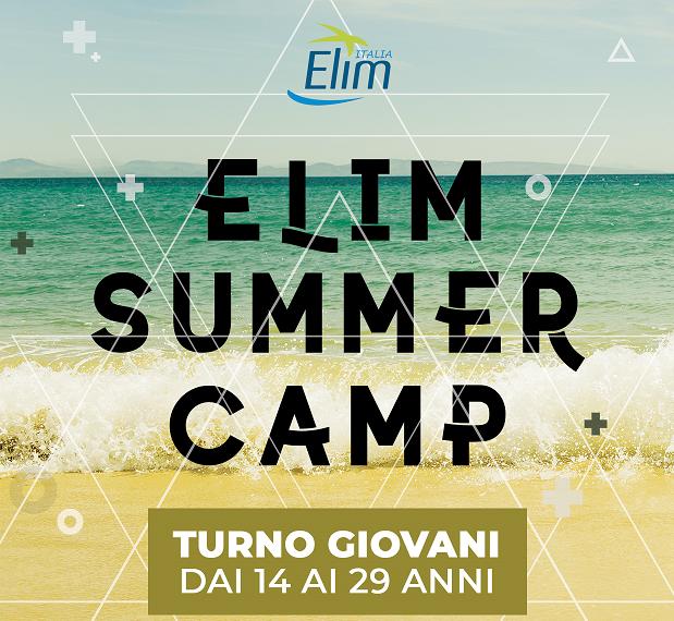CAMPEGGI ESTIVI ELIM! Moduli iscrizione / Ollomont 3-10 agosto – Roccella Ionica 18-24 agosto 2019
